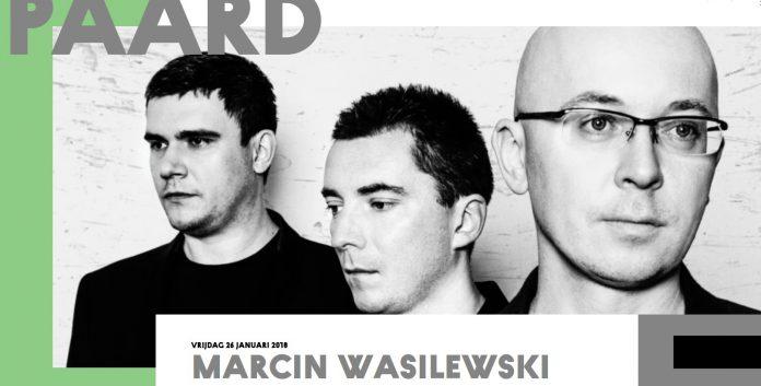 koncert marcin Wasilewski Trio w Hadze 26 stycznia