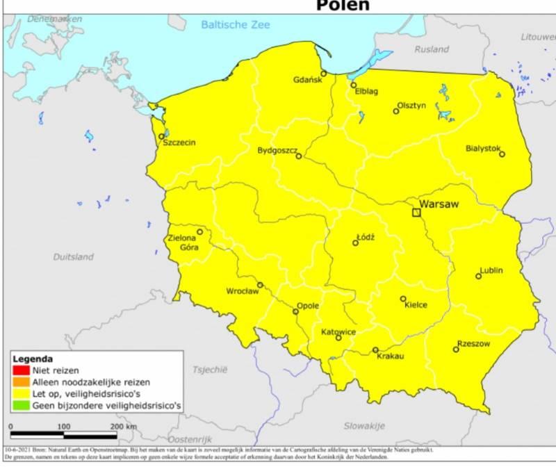 Holandii polskie strony w Powstała pierwsza